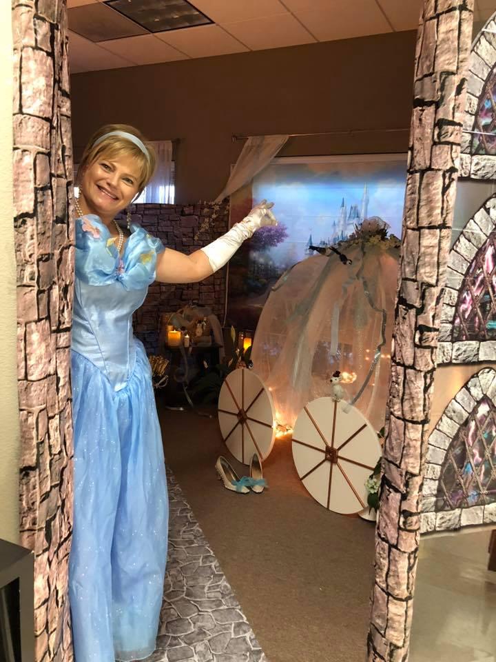 Cinderella's Castle and Coach