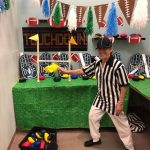 Football Referee Children's Cancer