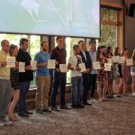 Survivors awarded scholarships