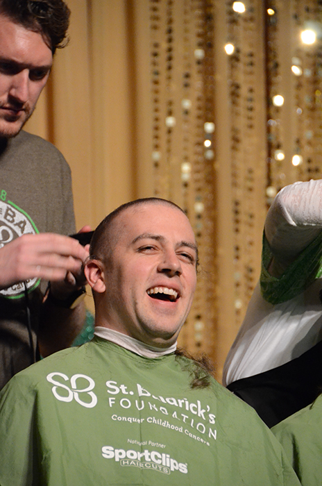 Bald Head for Cancer Research