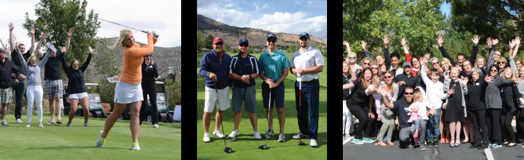 Golf for Childhood Cancer