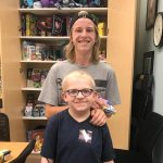 Childhood Cancer Toy Cabinet