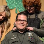 WCSO Officer Shaves Head